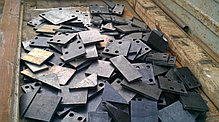 Лист стальной 6мм горячекатаный (рубка металла)  марка стали ст3сп5,ст3пс5, 09Г2С, ст20, ст 40Х, ст 45, ст 65Г, фото 2