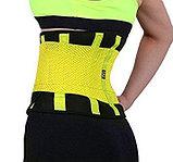 Утягивающий пояс-корсет для похудения Hot Shapers / Hot Belt Power, фото 5
