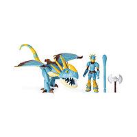 Dragons 66621St Дрэгонс Игровой набор дракон и фигурка Виккинга, Stormfly