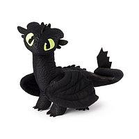 Dragons 66625Th Дрэгонс Плюшевый дракон Делюкс Беззубик, фото 1