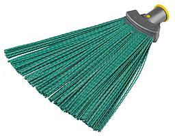 Синтетическая веерная метла Зубр