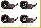 Контроллер  24v-60v   1500w.  Дисплей цветной LH-100 с встроенным курком газа,  для мотор-колёс электровелов., фото 7