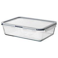 Контейнер для продуктов с крышкой ИКЕА/365+ прозрачное стекло 3.1 л ИКЕА, IKEA