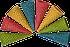 Вафельные Рожки Сахарные 110 мм Цветные АССОРТИ, фото 2