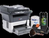 Профилактика, чистка, смазка, продувка принтеров, МФУ А4