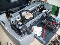 Диагностика принтеров, МФУ