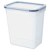 Контейнер+крышка д/сухих продуктов ТИЛЛЬСЛУТА пластик 4.2 л ИКЕА, IKEA, фото 1