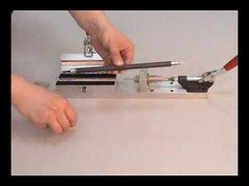 Замена Магнитного вала HP А4 формата
