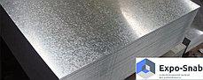 Лист оцинкованный 0,8мм 1250х2500, фото 3