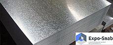 Лист оцинкованный 0,9мм 1250х2500, фото 3