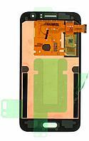 Дисплей Samsung Galaxy J1 Duos (2016) J120 H/F Сервис Оригинал с сенсором, цвет черный, фото 1