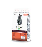 SCHESIR STERILIZET and LIGHT сухой корм 1.5кг для кошек стерилизованных и с избыточным весом