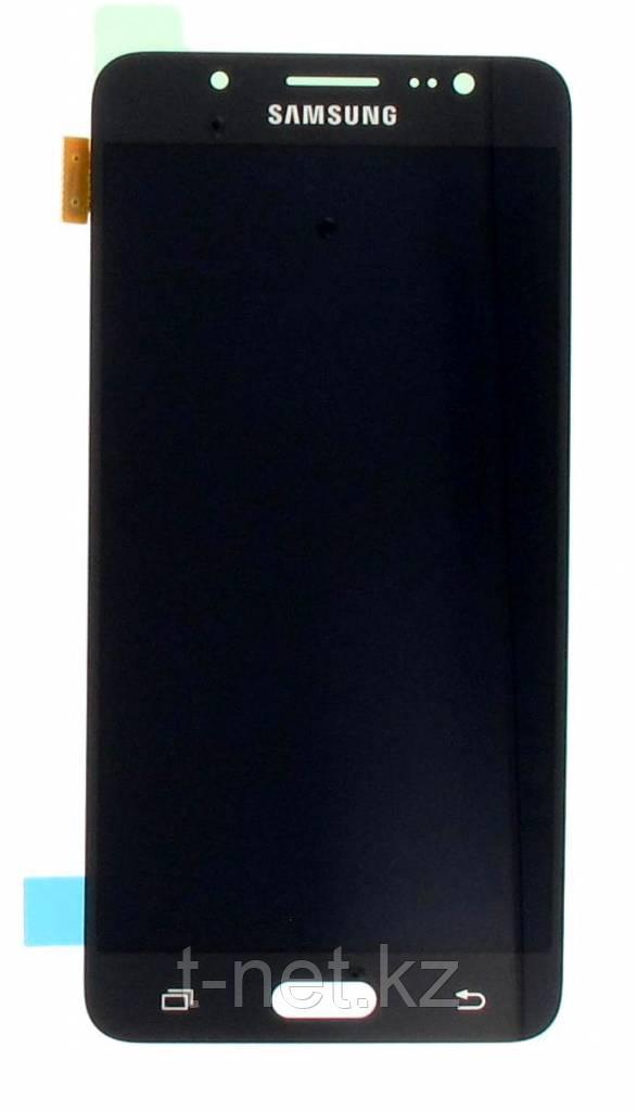 Дисплей Samsung Galaxy J5 Duos (2016) SM-J510 Сервис Оригинал с сенсором, цвет черный