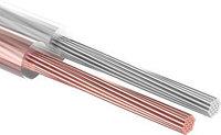 Кабель акустический 2х3 кв.мм прозрачный