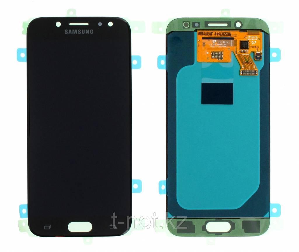 Дисплей Samsung Galaxy J5 (2017) SM-J530 Сервис Оригинал с сенсором, цвет черный