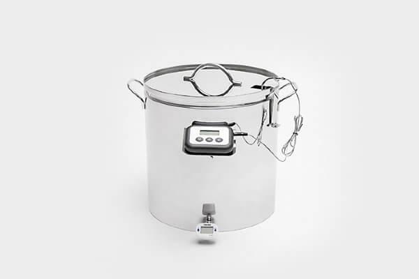 Сыроварня Bergmann+ ТЭН и автоматика, 20 литров