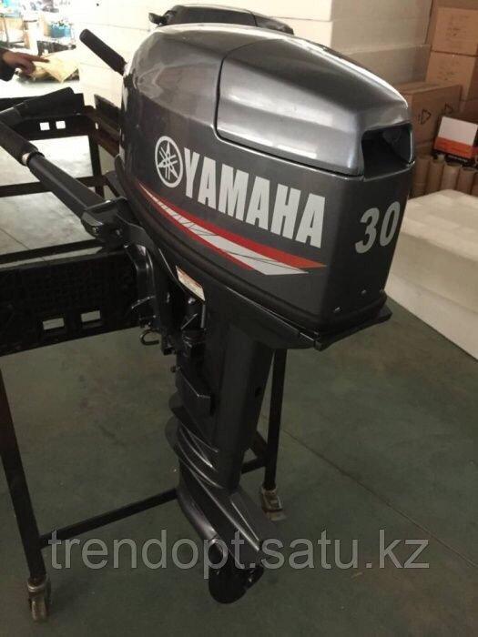 Двигатель для лодки Yamaha 30 HMHS