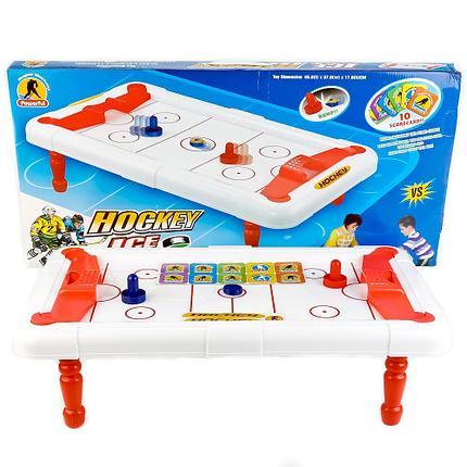 Детский настольный аэрохоккей доставка, фото 2