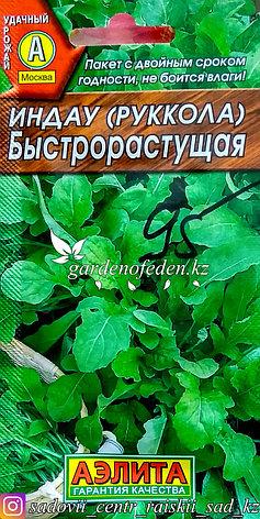"""Семена пакетированные Аэлита. Индау (Рукола) """"Быстрорастущая"""", фото 2"""