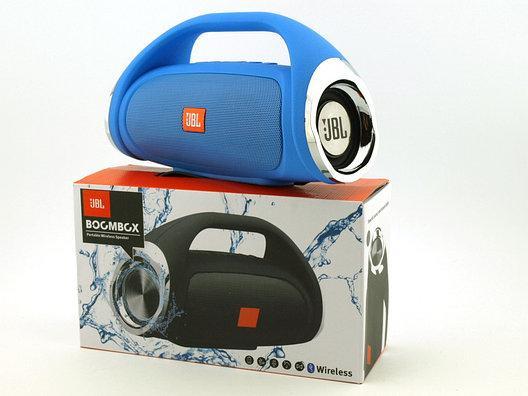 Портативная FM MP3 колонка в стиле JBL Boombox mini (k836) 8W с bluetooth microSD/TF и USB