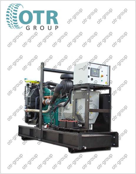 Запчасти на дизельный генератор Gesan DJA 165E