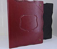 Папки меню, чекбуки, карты вин