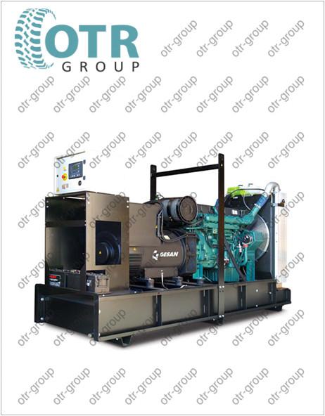 Запчасти на дизельный генератор Gesan DVA 165 E