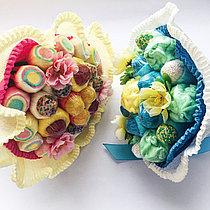 Букет цветов из сладостей (БОЛЬШОЙ)