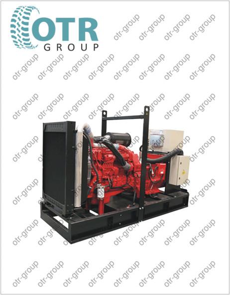 Запчасти на дизельный генератор Gesan DVA 200E