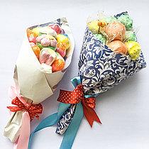 Букет цветов из сладостей (МАЛЫЙ)