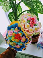 Букет цветов из сладостей (СРЕДНИЙ)
