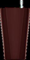 Горшок кашпо с автоматическим поливом 18x31cmH