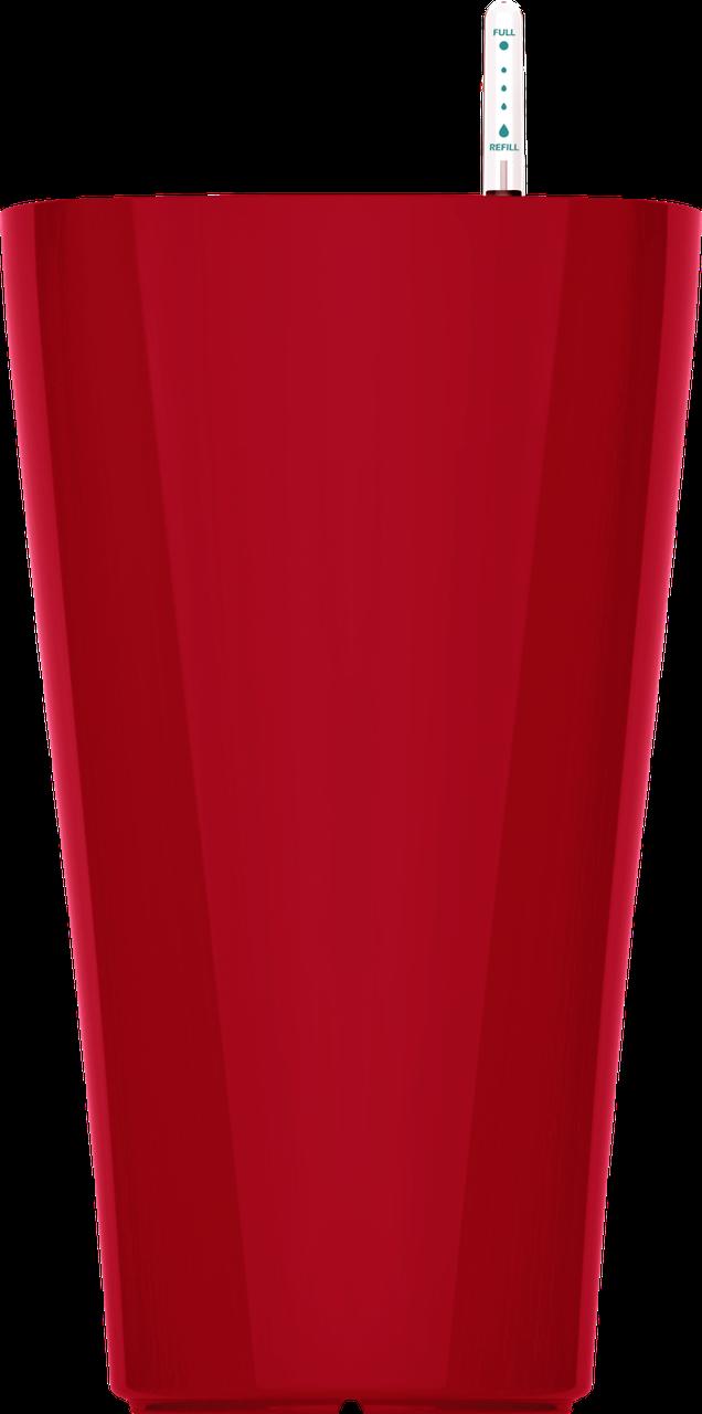 Кашпо из пластика с автополивом 24x41cmH