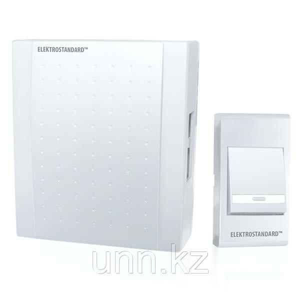 Дверной звонок DBQ15 WМ 1M IP44 белый