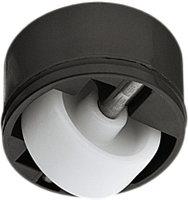 Ролик, грузоподъемность 50 кг, без функции торможения, жесткий, 36 мм