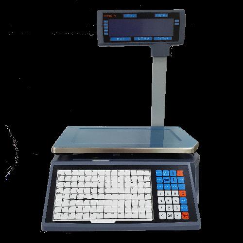 Весы торговые с печатью этикеток Rongta RLS 1000