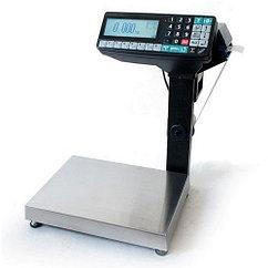 Весы-регистраторы МК-15.2-R2P-10-1 с печатью этикеток