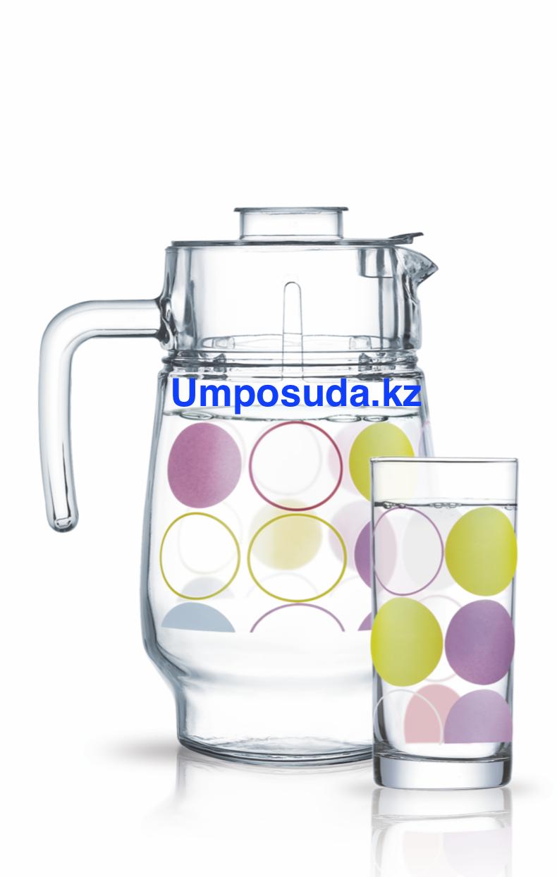 Набор для напитков Luminarc Zoom (7пр.)