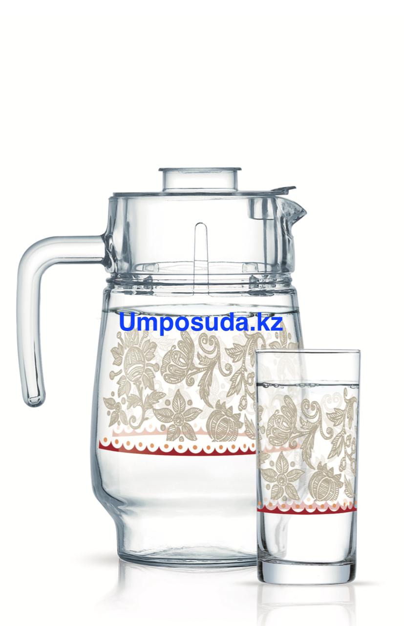 Набор для напитков Luminarc Episodia (7пр.)
