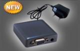 Конвертер с HDMI на VGA +Аудио HD-C-VGA02-M