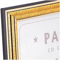 Рамка пластиковая А4 21*30см №2, золото, фото 2