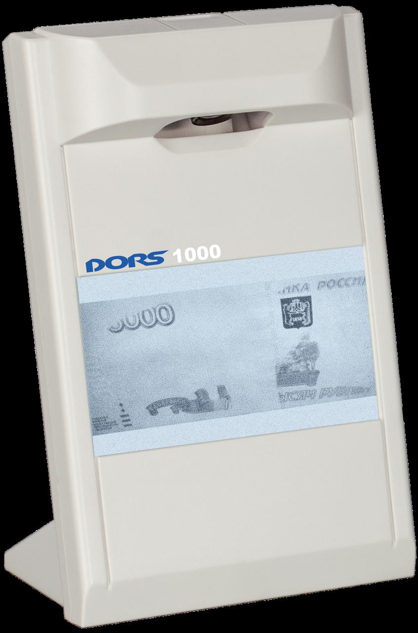DORS 1000 детектор валют