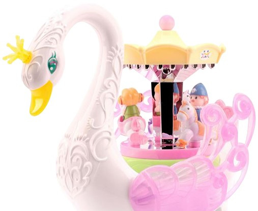 Huile 536 Лебедь - Карусель