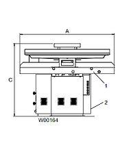 Гладильный пресс Electrolux FPA4-WC, фото 2