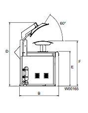 Гладильный пресс Electrolux FPA4-WC, фото 3