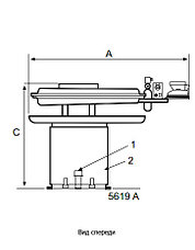 Гладильный пресс Electrolux FPM1-D, фото 2