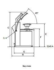 Гладильный пресс Electrolux FРA5-WC, фото 3