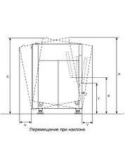Промышленная стиральная машина Electrolux W4850H 90 кг, фото 3