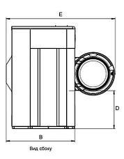 Промышленная стиральная машина Electrolux W5180H с функцией АКВА-ЧИСТКИ 20 кг, фото 3