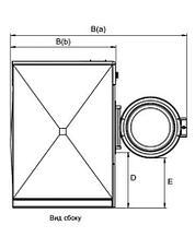 Промышленная стиральная машина Electrolux W5280X 28 кг, фото 3